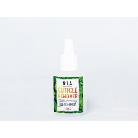 Nila Cuticle Remover Mint 30ml