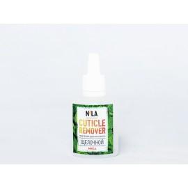 Nila Cuticle Remover Mint 30ml