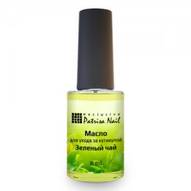 Cuticle Oil Green tea, 8 ml