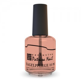 Vitamin-enriched oil for cuticle and nail plate treatment Peach, 16 ml