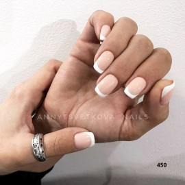 Gel-polish Nude Glow №450, 8 ml
