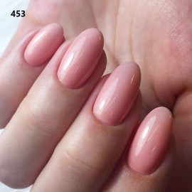 Gel-polish Nude Glow №453, 8 ml