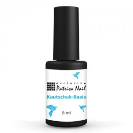 Thick Rudder Base for gel polish, 8 ml