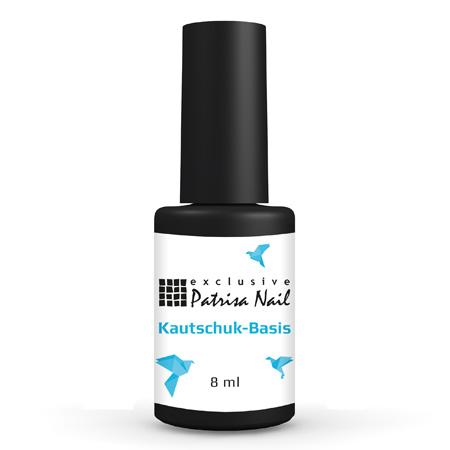 Thick Rudder Base for gel polish, 8 ml