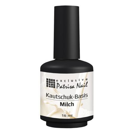 Rubber milk base for gel polish, 16 ml