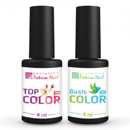 Complex Color Pro. Base and Top, 8 ml