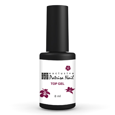 Top Gel without sticky layer, 8 ml