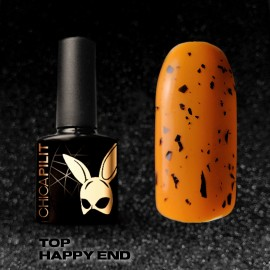 HAPPY END TOP GLOSSY ( non-sticky )
