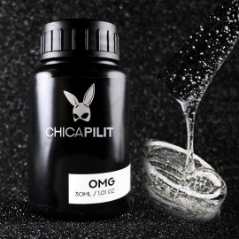 OMG ( Reflective Top Gel Without Sticky Layer ) , 30ml