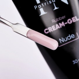 Rubber cream-gel nude 30 ml