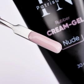 Rubber cream-gel nude 30 ml