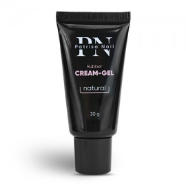 Rubber cream-gel natural 30 ml