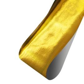 Nail casting foils №24 Gold gloss