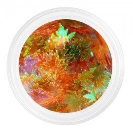 Kamifubuki Rainbow Maple Leafs №K81 (autumn mix)