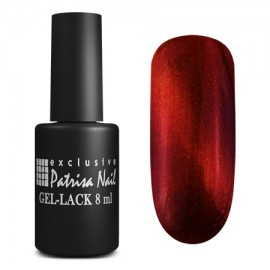 Royal Red Passion Cat Eye, 8 ml