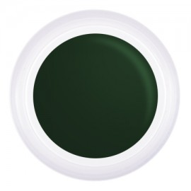 Nail gel green №T7 for stamping, aeropuffing, Chinese painting, 5 gr