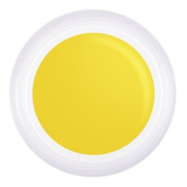 Nail gel yellow №T10 for stamping, aeropuffing, Chinese painting, 5 gr